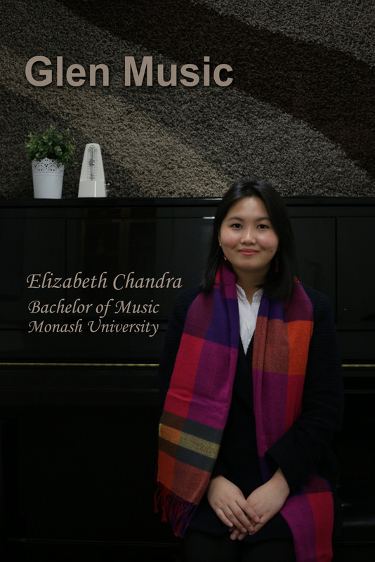 Glen Music - Piano Teacher - Elizabeth Chandra