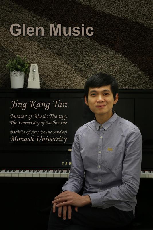 Glen Music - Teacher - Piano & Music Therapist