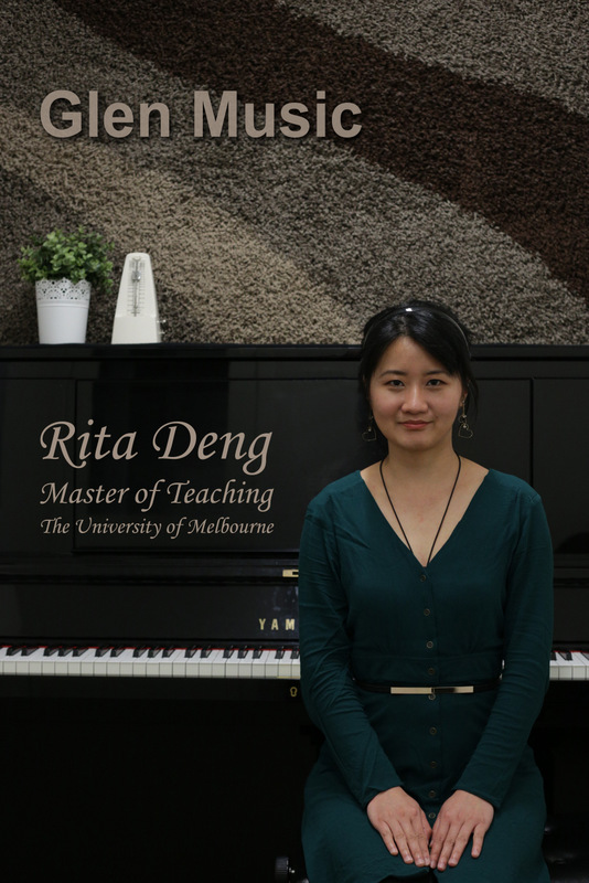 Glen Music - Piano Teacher - Rita Deng