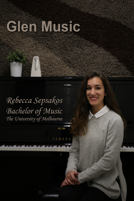 Glen Music - Voice Teacher - Rebecca Sepsakos