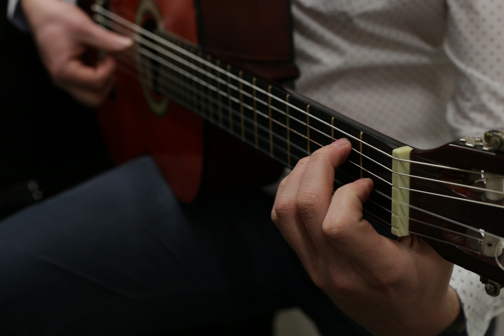 Glen Music - Guitar Class