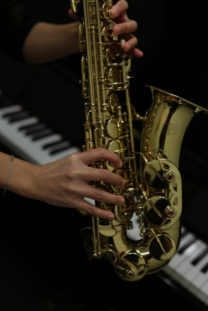 Glen Music _ Saxophone Class