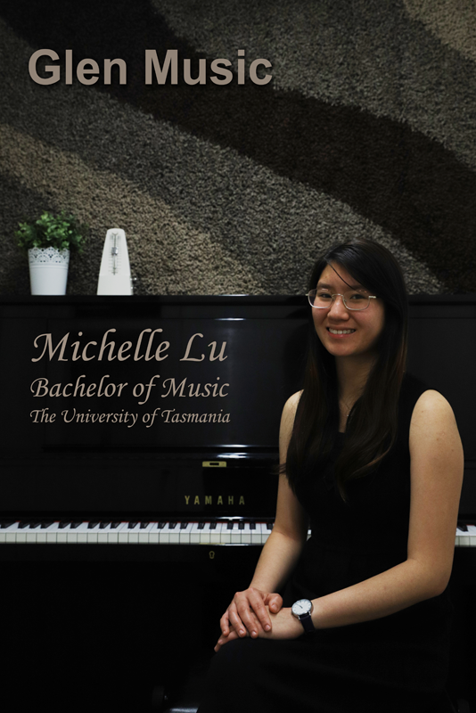 Glen Music - Piano Teacher - Michelle Lu